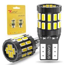 2 sztuk T10 W5W LED żarówka canbus obrysowe samochodu światła parkowania dla BMW E60 E90 E91 E92 E36 E30 E39 E46 X5 E53 E70 F10 F30 F20 E87 M3