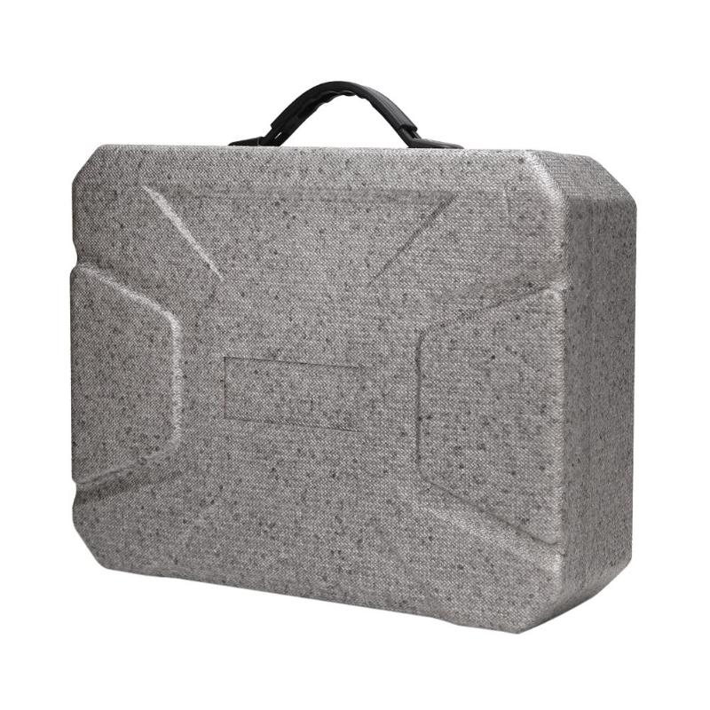 Suitcase Waterproof Foam Handbag Case For DJI Mavic 2 Pro/Zoom Drone Accessories Using Strong High-Density Foam 100% New Quality