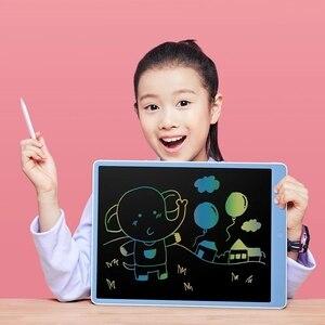 Image 3 - Xiaoxun لوحة كتابة للأطفال ، لوحة فنية مع شاشة LCD مقاس 8.5/12/16 بوصة ، حساسية عالية ، تقنية الكشف عن الضغط ، لا توجد آثار للعين