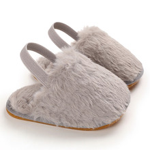 2019 Newborn Baby Girls Boys Shoes First Walkers Soft Sole T