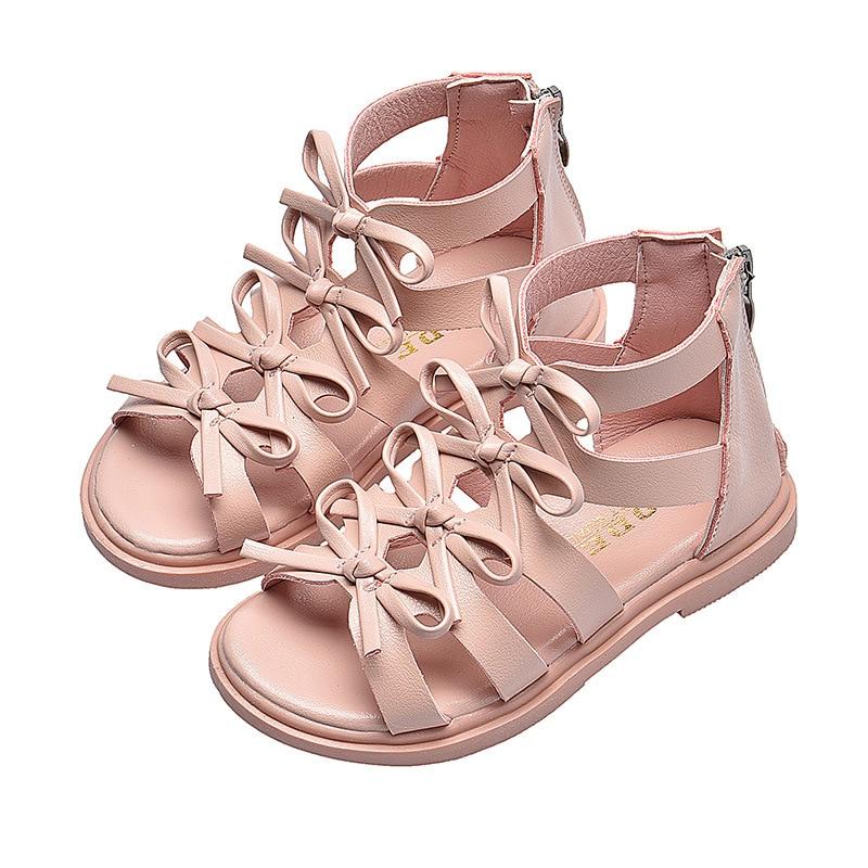 Summer Bow Princess sandals 1