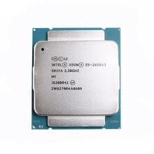 Intel Ксеон E5 2650 V3 процессор SR1YA 2,3 ГГц 10-ядерный 105 Вт Разъем LGA 2011-3 Процессор E5 2650V3