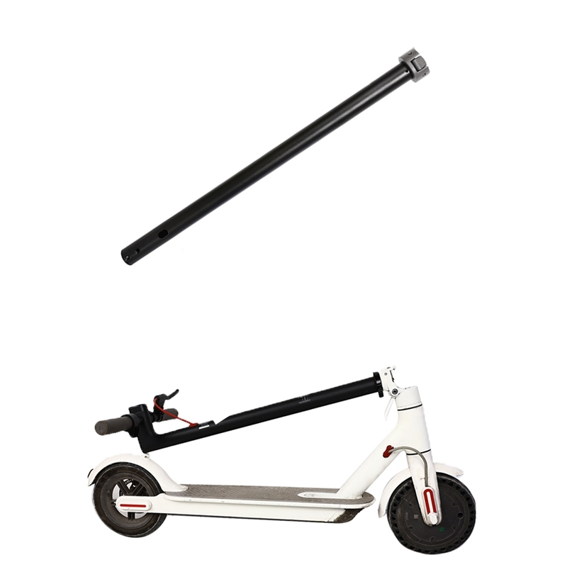 62cm Folding Pole Stand Rod and Base Replacement Spare Parts For Xiaomi M365 Electric Scooter Board Cycling Scooter Accessories