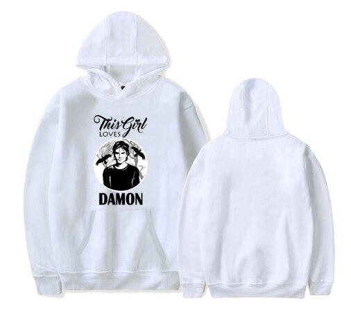The Vampire Diaries Hoodie Sweatshirt Men Harajuku Hoodies Hip Hop Streetwear Sweatshirt Mujer Bluza Damska Winter Clothes Women 14