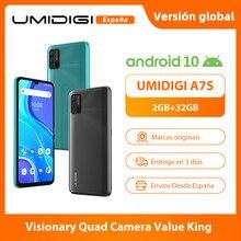 UMIDIGI-móvil A7S, 6,53