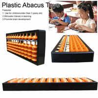 17 Digits Abacus Soroban Perlen Spalte Kind Schule Lernen Aids Werkzeug Mathematik Business Chinesische Traditionelle Abacus Pädagogisches Spielzeug fo