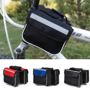 Bike Bags Bicycle Frame Front