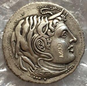 Тип: #9 греческие копии монет нестандартного размера
