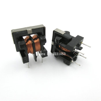 5PCS/LOT UU9.8 UF9.8 Common Mode Choke Inductor 10mH 20mH 30mH 40mH 50mH For Filter Inductance Pitch 7*8mm Copper wire - sale item Electrical Equipment & Supplies