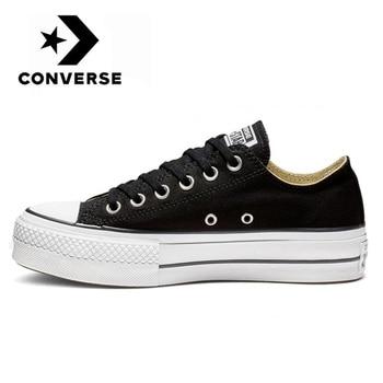 Converse-zapatillas de Skateboarding para hombre y mujer, originales, auténticas, ALL STAR, antideslizantes,...