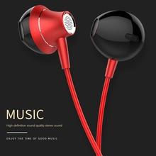 Hybrid Pro HD In-Ear Earphones Braided Wired 4D Heavy bass metal Dynamic earphone With Mic For xiaomi Huawei Phone цена в Москве и Питере