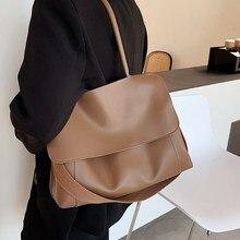 Ikrr grande capacidade bolsas de couro do plutônio para as mulheres 2020 tendem a marca bolsas de ombro grandes bolsas femininas crossbody sacos