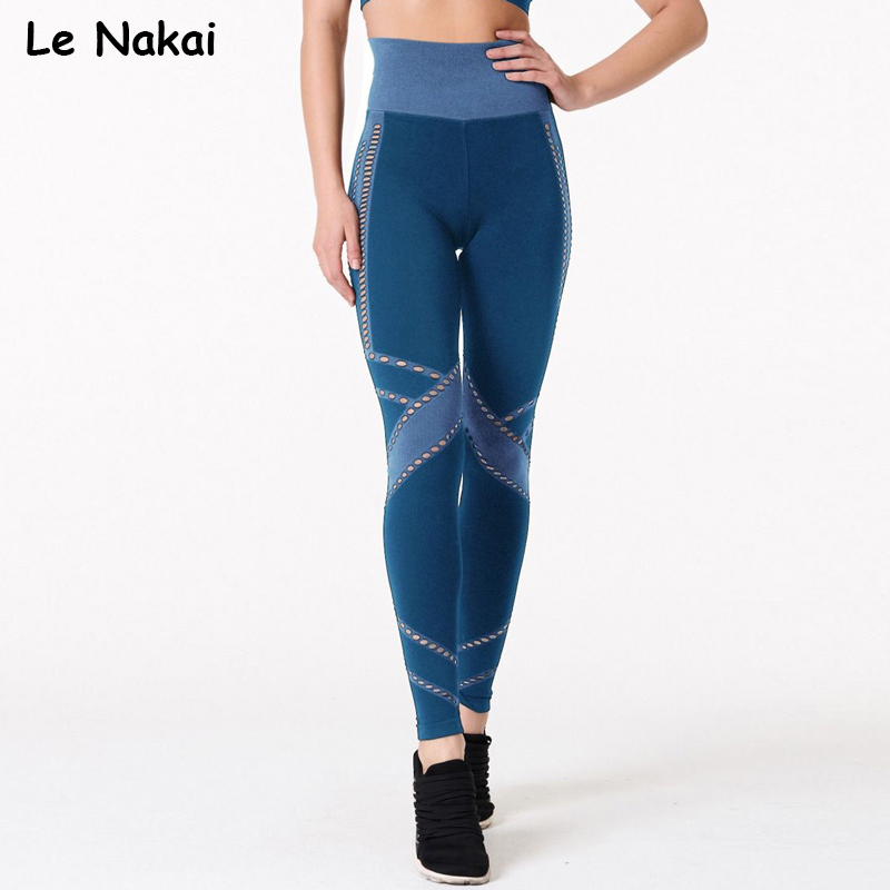 New seamless leggings for women fitness yoga pants thick fabric yoga legging workout gym leggings tummy control sport legging