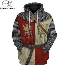 PLstar Cosmos All Over Printed Knights Templar 3d hoodies/Sweatshirt Winter autumn funny Harajuku Long sleeve streetwear-41