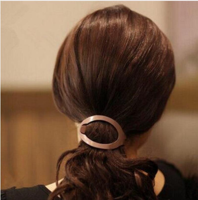 Styling Tool Hair Clip Hairpins Zero Pressure Dish Hair Accessories Hair Braider Ponytail Beauty Essentials Makeup