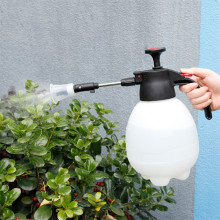 TTLIFE 2l Air Pressure Portable Flower Plant Water Spray Pot Bottle Nozzle Watering Kettle Flowers Can Gardening Tools