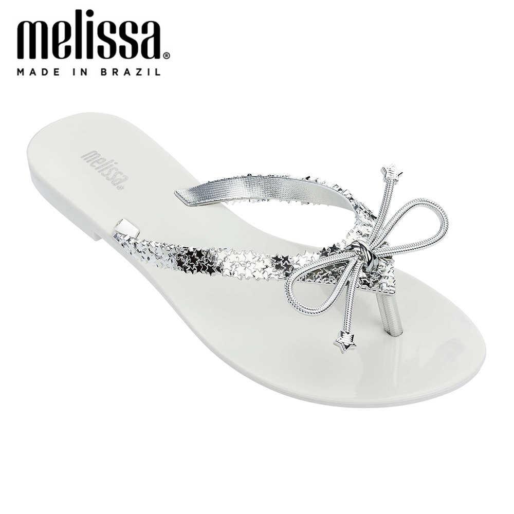 מליסה הרמוני אלמנטים Adulto נשים ג 'לי נעליים שטוחות 2020 נשים ריבת כישלון להעיף מליסה נשי שטוח נעליים