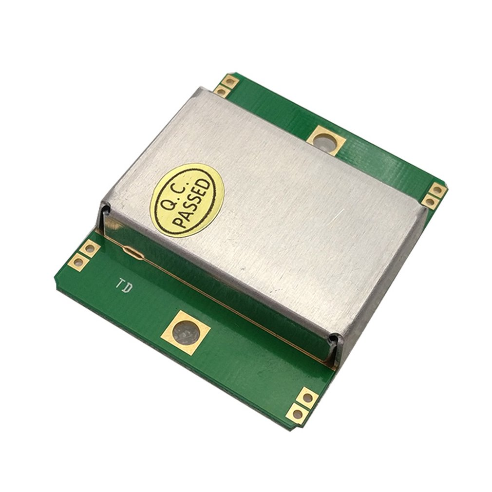 HB100 Microwave Ranging Module Doppler Radar Wireless Module Motion Sensor Detector 10.525GHz Detector For Arduino