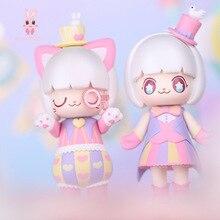 Blind-Box Toys Guess Bag Kimmy Miki Girl Cute Ciega Gift Circus Doll Magician Caja Clown