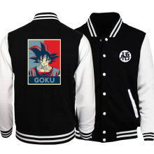 Dragon Ball Z Japan Anime Men Jacket 2020 Autumn Winter Jackets Fashion Men Warm Casual Men's Bomber Jacket Harajuku Streetwear(China)