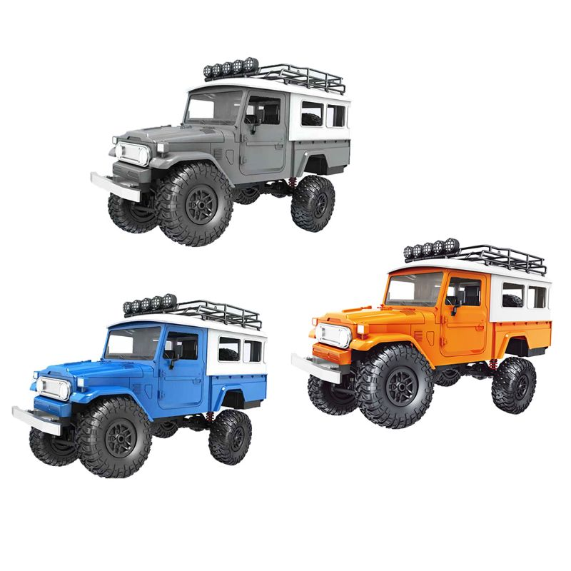 Car-Model-Toy Remote-Control Electric-Off-Road-Vehicle 4WD DIY Upgrade-Modified-Crawler