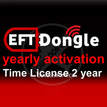 EFT dongle 2 Yearly activation panel one year
