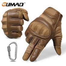 Тактические перчатки с жестким костяком для сенсорного экрана армейские военные страйкбольные перчатки для альпинизма на открытом воздух...