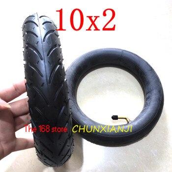 Tamanho 10x2 tubo do pneu da bicicleta resistente 10*2 tubo interno do pneu para a bicicleta triciclo carrinho de bebê 3 roda