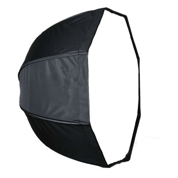 32/ 80cm Umbrella Octagon Softbox Reflector with Carrying Bag for Studio Photo Flash Speedlight