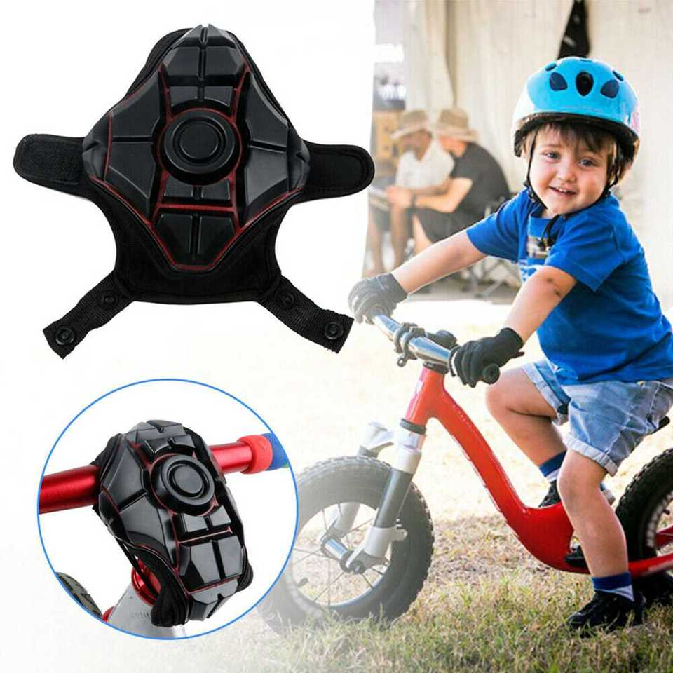 Anti Collision Sleeve Safe Balance Bike Stem Universal Protective Cover Children