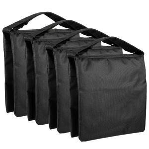 Weight-Bags Studio-Stand Sandbag-Design Photo-Video Backyard Sports Super Black for Outdoor