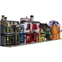 5544 pezzi diagonati blocchi da costruzione kit mattoni serie di film classici modello bambini giocattoli fai da te per bambini regalo