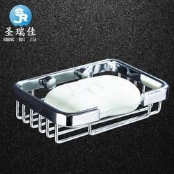 Shengruijia 304 mydelniczka mydelniczka ze stali nierdzewnej pachnące Zao Jia mydło toaletowe na