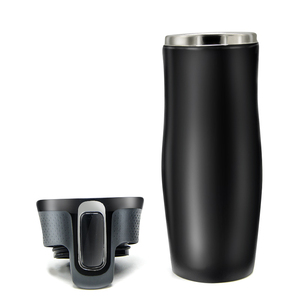 Image 3 - 450ML Thermos Bottle Termos Travel Mugs Thermos Café Cup Garrafa Termica Tumbler Mugs Coffee Cups Water Bottles Stainless Steel