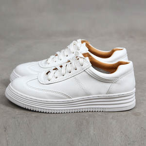 White Shoes Chunky S...