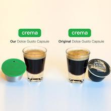 Нержавеющая сталь многоразового использования кофе капсула фильтр капельница трамбовщик совместим с кофе-машиной