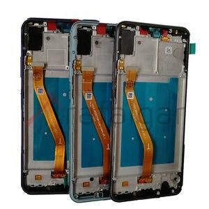 Image 3 - Affichage Trafalgar pour Huawei Nova 3 écran LCD PAR LX1 écran tactile numériseur pour Huawei Nova 3 affichage avec remplacement de cadre