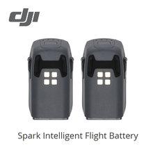 DJI Spark inteligentna bateria lotnicza oryginalna 1480 mAh 16 minut maksymalny czas lotu 12 inteligentne funkcje ochronne brand new tanie tanio CN (pochodzenie) Cyfrowy baterii official specifications Spark Intelligent Flight Battery