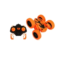 1/28 2.4GHz RC Stunt Car Tumbling Crawler Vehicle 360 Degree Flips Double Sided Rotating Tumbling with Battery Mini RC Car-in RC-Autos aus Spielzeug und Hobbys bei
