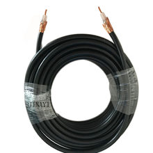 10m RG58 50-3 RF Coaxial cable RG-58 RG58 cable Wires 50ohm 1/2/3/5m 15m 20m 30m 50m