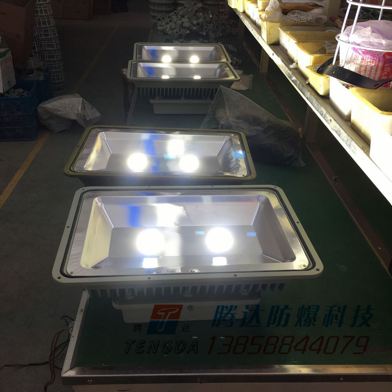 Kaiwo LED Patch Type Explosion-proof Light, Explosion-proof Spotlights Ccdex, Zhejiang Explosion-proof Spotlights Manufacturers