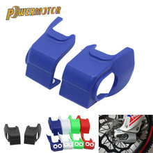 Racing Lower Front Fork Leg Shoes Cover Guard Protector For BETA RR RACING RC 4T 350 390 430 480 20-21 RC 2T 125 250 300 350 390