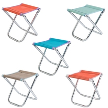 Fishing-Chair Ultralight Folding Camping Detachable Picnic Outdoor 2-Styles 1pcs Light-Weight