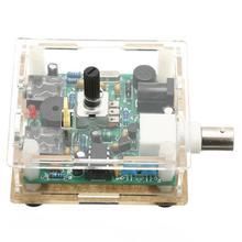 1pc Assembled S-PIXIE CW QRP Super Shortwave Radio Transceiver 7.023Mhz with Case Kits