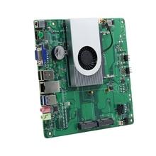 Intel Core i7-4500U Mini ITX Motherboard DDR3L SATA mSATA 6 * USB HDMI VGA Mini PCI-E WiFi Bluetooth Gigabit LAN MIC SPK DC12V 5A