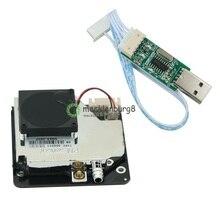 PM2.5 hava parçacık toz sensörü SDS011 modülü lazer dijital çıkış