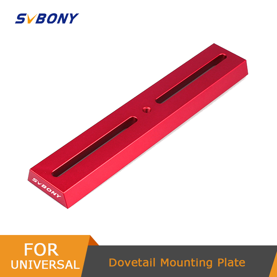 SvBony Guide Star Dovetail Mounting Plate Multifunction Handle Bracket For Astronomical Telescope Professional Monocular F9143C