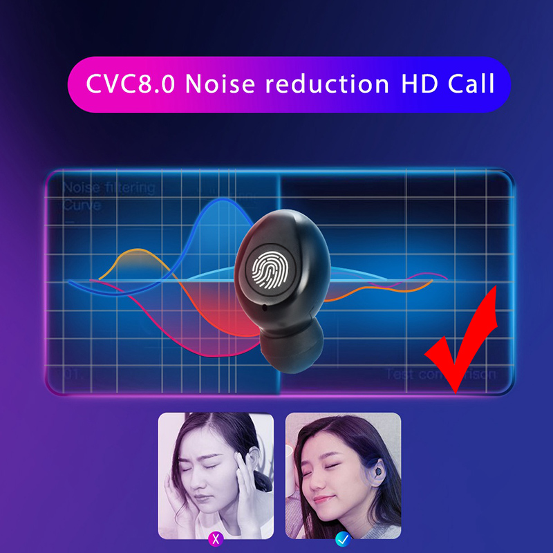 lowest price V9 New upgrade Bluetooth 5 0 Earphones  Wireless Headphones Blutooth Earphone Handsfree Headphone Sports Earbuds Gaming  Headset