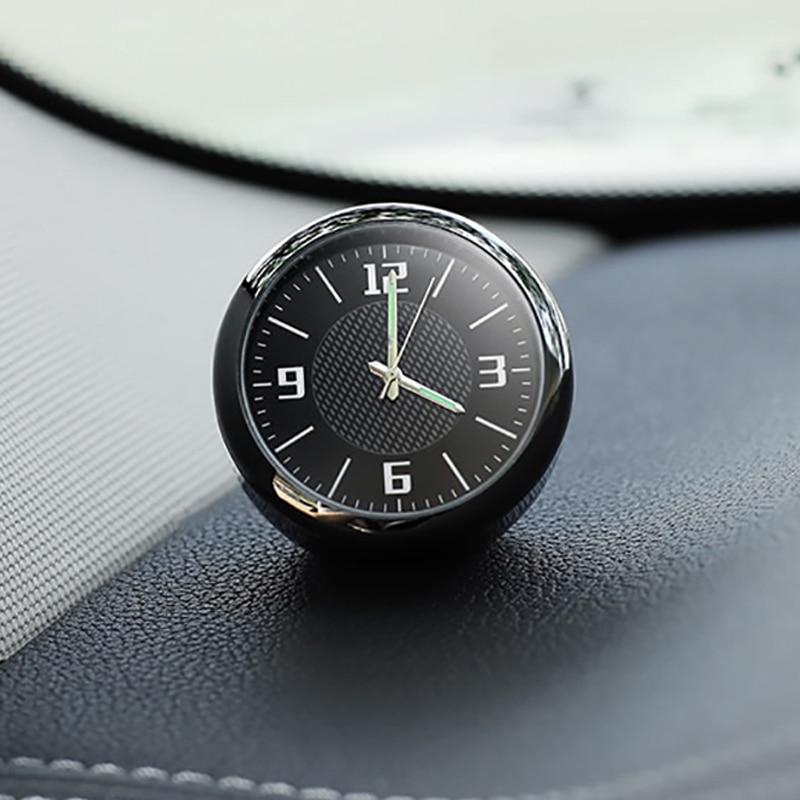 Car Quartz Clock Socket Clock Car Interior Fragrance Electronics For Peugeot 308 408 5008 4008 etc. Clock accessories