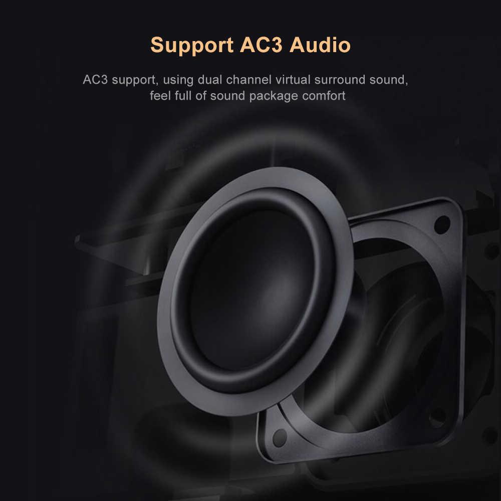 AAO nativa de 1080p Full HD Proyector YG620 Proyector de LED 1920x1080 P 3D Video YG621 inalámbrico WiFi Multi-pantalla Beamer cine en casa